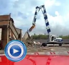 видео по сносу домов, сносу зданий